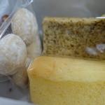 シフォンケーキ&焼き菓子 ビスキット -
