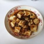 36871833 - ランチセット:麻婆豆腐