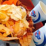 ブルーシールアイスクリーム -