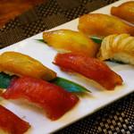 喜作 - 料理写真:大東寿司