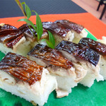 すし慶 - 焼き鯖鮨