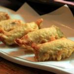 喜作 - 大東寿司の天ぷら