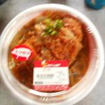 セイコーマート - 料理写真:かつ丼弁当