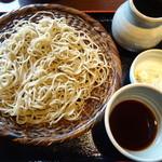 そば処 椿野 - 十割蕎麦