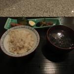 菅井 - 2015/4 釜飯