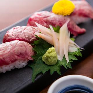【新スタイル】特選和牛を使った居酒屋料理