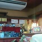 鳳食堂 - 150319新潟 鳳食堂 店内