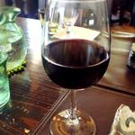 36877997 - 赤ワインもいただきました(*^^*)