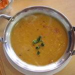 インド・ネパール料理 ヒマラヤ - ダルカレーセット