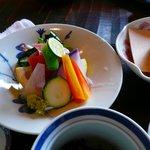 3688755 - 野菜が美味しい 魚も美味しい
