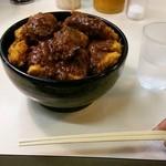 36881592 - 大盛ソースカツ丼