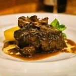 ヴァチナーラ - 2015.4 山形和牛ホホ肉の煮込み