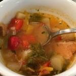 アクア ヴィーノ - ランチスープ