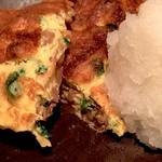 四季菜・炭火Dining 樂 - 鎌倉山納豆を使った新作料理☆納豆卵焼