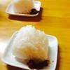龍王 - 料理写真:おにぎり・ゆで卵に味噌つけて