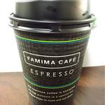 ファミリーマート - ドリンク写真:コーヒー