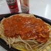 モンブラン - 料理写真:ミートスパ