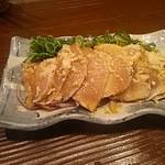 北海道シントク町 塚田農場 - 地鶏たたき