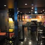 六本木 福鮨 - 広い店内ですので、大人数でのコーヒーミーティングにもお使いいただけます。