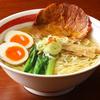 麺屋空海 - 料理写真:一番人気の味玉そば。塩味、醤油味あります。価格796円(税込860円)