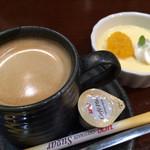 アンスリール - ★★★ マダムランチのデザート