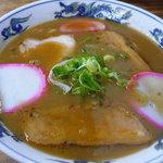 山為食堂 - 料理写真:中華そば