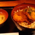 鳥一 - 地鶏ソースカツ丼