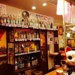 新城仲通り中央酒場 とり吉  - ボトルキープしてください☆