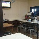 あかさき食堂 - 店内映像♬作業着の集団が一気に押し寄せてくるぞ!昼のサイレンが鳴ったら気をつけろ