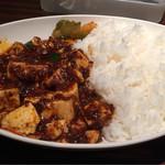 陳麻婆豆腐 - ランチラージサイズ