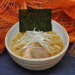 上野 戸みら伊本舗 - 香味らぁめん ~焦し葱風味~  730円