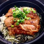 36910567 - ミニ鶏照焼丼 ¥360