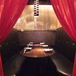 点 - 【HOKORA】6名様カーテン個室。