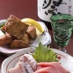 海鮮御飯処 陣笠 - 料理写真:
