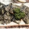 ろばた樹苑 - 料理写真:お通し 豚バラ豆腐煮