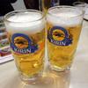 ぽん吉 - ドリンク写真:生ビール!