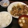ヨット食堂 - 料理写真:スタミナ焼肉定食