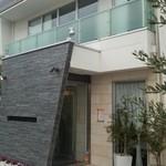 シェ モリ - 入口
