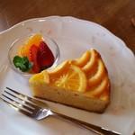 36912353 - オレンジケーキ