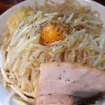 麺処 マゼル - まぜそば(醤油)