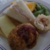 岬カントリークラブレストラン - 料理写真:コンペ料理です
