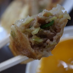 ぎょうざ太郎 - 料理写真:焼き餃子