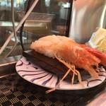 魚屋藤五郎 - 赤えび(美味い)