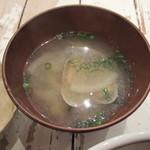 CHICHUKAI UOMARU - おみそ汁