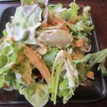 お好み焼本舗 - シーザーサラダ