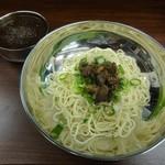 極麺 - カレーつけ麺