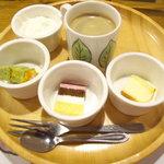 ふきのとう - デザート各種