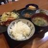 もっこす2 - 料理写真:トンテキ定食650円