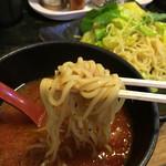 36921367 - 《トマトつけ麺》800円                       2015/4/13