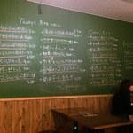 マツモト マウント バル - 黒板にはオススメのメニュー